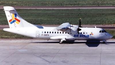 F-OHFH - ATR 42-300 - Air Sicilia