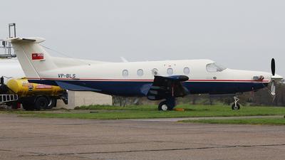 VP-BLS - Pilatus PC-12/45 - Private
