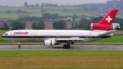 HB-IHC - McDonnell Douglas DC-10-30 - Swissair