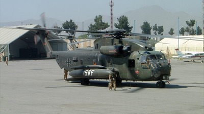 84-25 - Sikorsky CH-53GS Super Stallion - Germany - Army