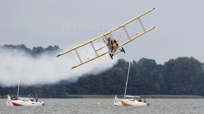 SP-SHUF - Curtiss JN-4H Jenny - Private