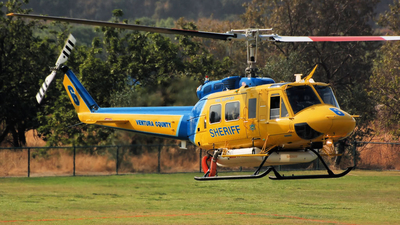 A picture of N205SD - Bell HH1H - [702472] - © Fernando Sedeno