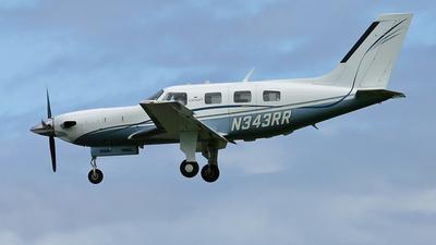 A picture of N343RR - Piper PA46500TP - [4697197] - © Irek Lochert