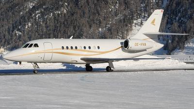 OE-HVA - Dassault Falcon 2000 - Comtel-Air