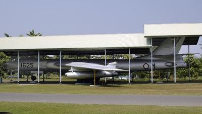 M-1625 - Tupolev Tu-16KS Badger - Indonesia - Air Force
