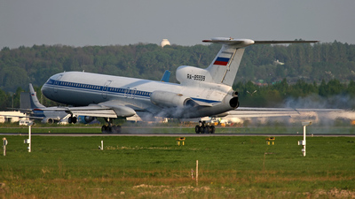 RA-85559 - Tupolev Tu-154B-2 - Russia - Air Force