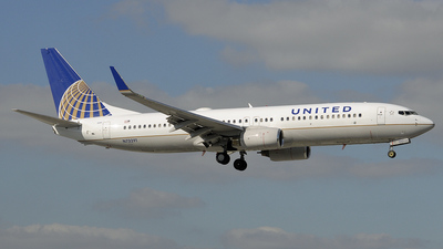 N73291 - Boeing 737-824 - United Airlines (Continental Airlines)