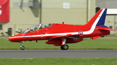 XX233 - British Aerospace Hawk T.1 - United Kingdom - Royal Air Force (RAF)
