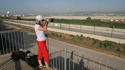 LEBL - Airport - Spotting Location