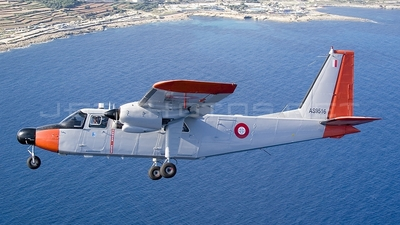 AS9516 - Britten-Norman BN-2B-26 Islander - Malta - Armed Forces