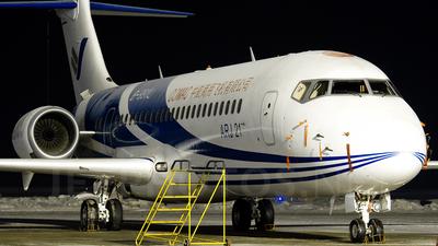 B-991L - COMAC ARJ21-700 - COMAC