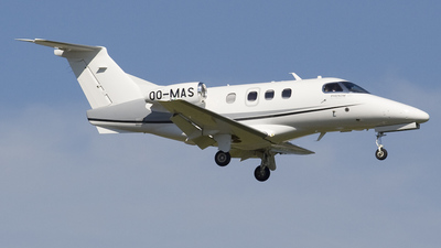 OO-MAS - Embraer 500 Phenom 100 - Private