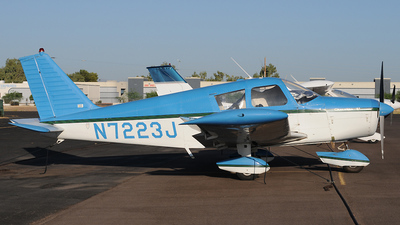 N7223J - Piper PA-28-140 Cherokee - Private