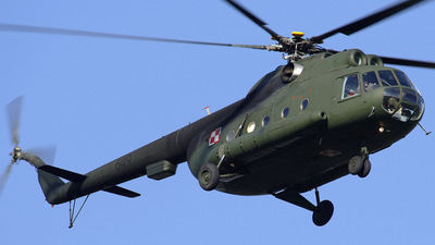 649 - Mil Mi-8T Hip - Poland - Army