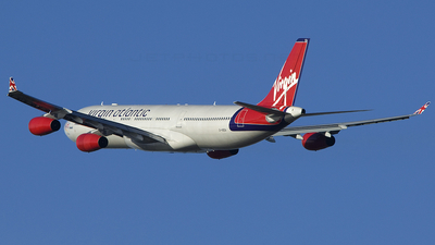 G-VSEA - Airbus A340-311 - Virgin Atlantic Airways
