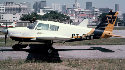 PT-CVY - Piper PA-28-235 Cherokee B - Private