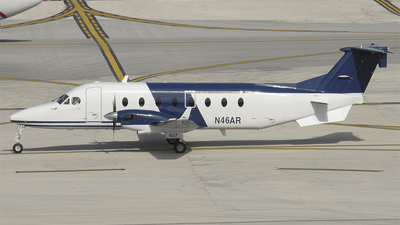 N46AR - Beech 1900D - Gulfstream International Airlines