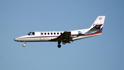 C-FYMM - Cessna 560 Citation Ultra - Syncrude Canada