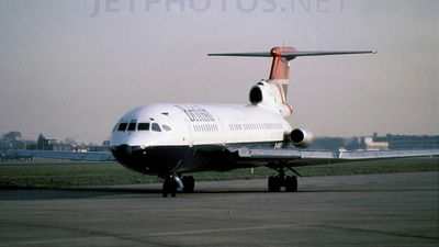 G-AWZV - Hawker Siddeley HS-121 Trident 3 - British Airways