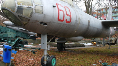 69 - Ilyushin IL-28R Beagle - Poland - Air Force