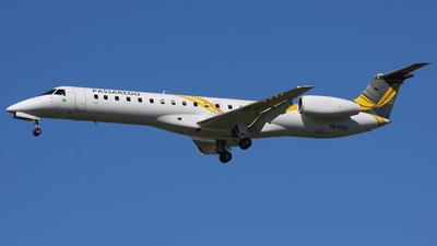 PR-PSG - Embraer ERJ-145EP - Passaredo Transportes Aéreos
