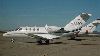 N525CU - Cessna 525 CitationJet 1 - Flying Enterprises