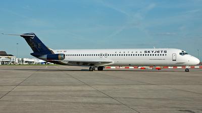 TG-JII - McDonnell Douglas DC-9-51 - Eastern Skyjets