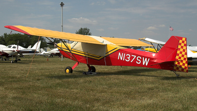 N137SW - Rans S-7 Courier - Private