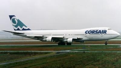 F-GPJM | Boeing 747-206B(M)(SUD) | Corsair | Remi Dallot | JetPhotos