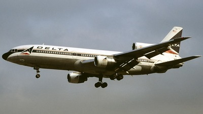N766DA - Lockheed L-1011-500 Tristar - Delta Air Lines