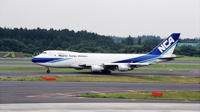 JA8188 - Boeing 747-281F(SCD) - Nippon Cargo Airlines (NCA)