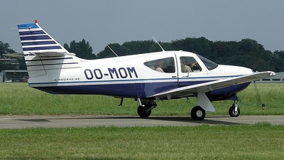 OO-MOM - Rockwell Commander 114B - Private