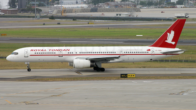 V8-RBB - Boeing 757-2M6 - Royal Tongan Airlines