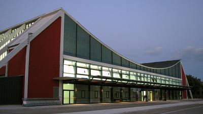 EDJA - Airport - Terminal
