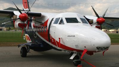 OK-AIS - Let L-410UVP-E20 Turbolet - Private