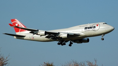 N667US - Boeing 747-451 - Northwest Airlines