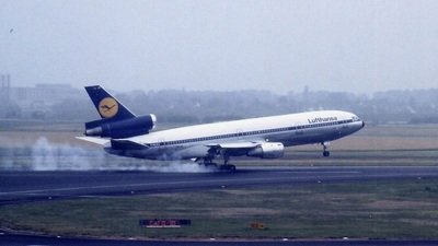 D-ADJO - McDonnell Douglas DC-10-30 - Lufthansa