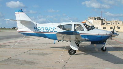 N629CC - Rockwell Commander 112B - Private