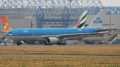 F-WWYE - Airbus A330-203 - KLM Royal Dutch Airlines