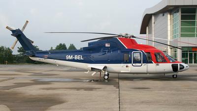 9M-BEL - Sikorsky S-76C+ - Untitled