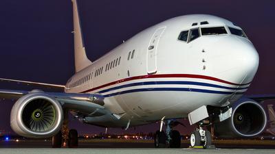 N835BA - Boeing 737-7BC(BBJ) - Boeing Executive