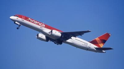 EI-CEY - Boeing 757-2Y0 - Avianca