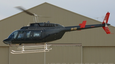 VH-TCE - Bell 206L-1 LongRanger - G & A Helicopters