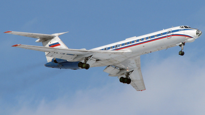 RF-65990 - Tupolev Tu-134A-3 - Russia - Ministry of Internal Affairs