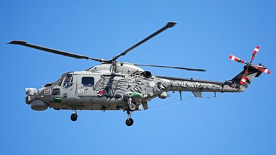 XZ722 - Westland Lynx HMA.8DAS - United Kingdom - Royal Navy