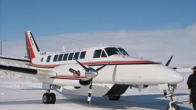 C-GKKB - Beech 99 Airliner - Kenn Borek Air