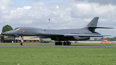 85-0090 - Rockwell B-1B Lancer - United States - US Air Force (USAF)