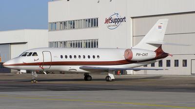 PH-CHT - Dassault Falcon 2000EX - Private