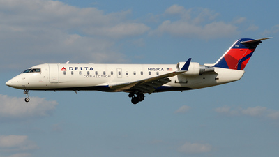N959CA - Bombardier CRJ-100ER - Delta Connection (Comair)