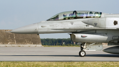 4079 - Lockheed Martin F-16D Fighting Falcon - Poland - Air Force